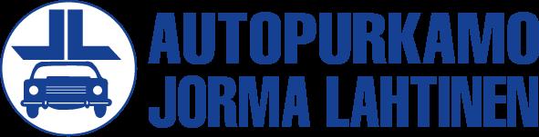 Autopurkamo Jorma Lahtinen